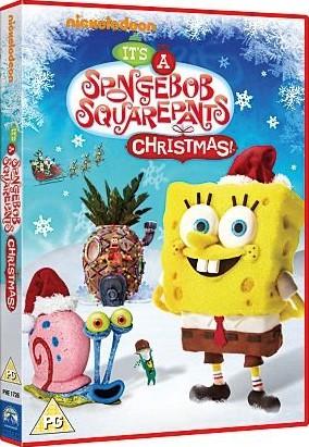 File:ItsASpongebobChristmas PAL DVD.jpg