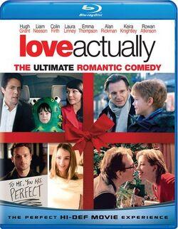 LoveActually Bluray