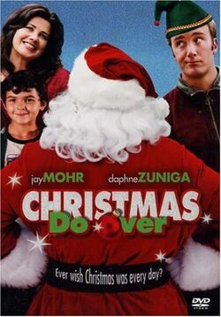 Christmas Do-Over DVD Cover