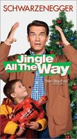 Jingle All The Way VHS