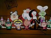 Billy & Mandy Save Christmas