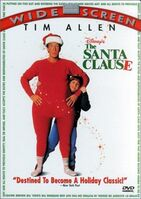 TheSantaClause DVD 2000