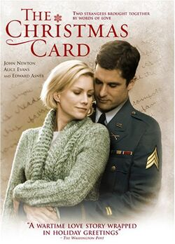 The Christmas Card DVD cover