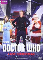 Doctor Who Last Christmas US DVD