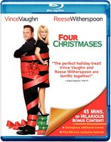 Four Christmases Blu-Ray
