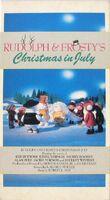 RudolphAndFrosty VHS 1980s
