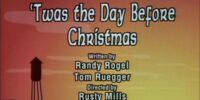 'Twas the Day Before Christmas (Animaniacs)