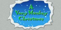 A Very Monkey Christmas