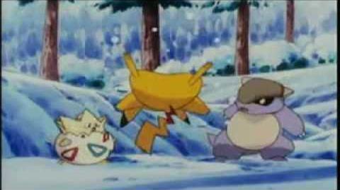 Pikachu's Marshmallow World