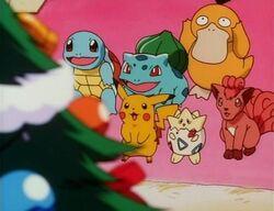PikachusWinterVacation ChristmasNight Screenshot
