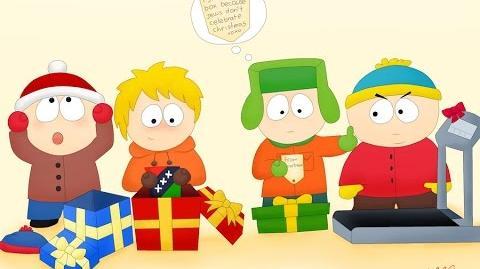 AMV Navideño Ten una feliz pequeña Navidad