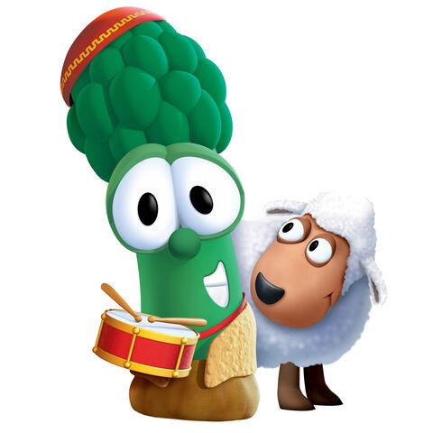 File:VeggieTales-Aaron-with-Sheep.jpg