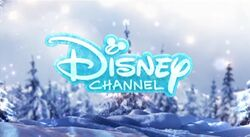 Disney Channel Christmas logo 2015