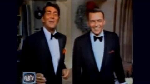 "Dean Martin Frank Sinatra ""A Marshmallow World"" 1967 HD-Clean Copy Remastered"