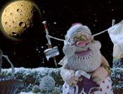 Santa-robbiereindeer