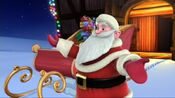 Pooh's Super Sleuth Christmas Movie - Santa Claus
