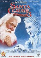 TheSantaClause3 DVD
