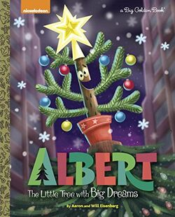 Albert book cover