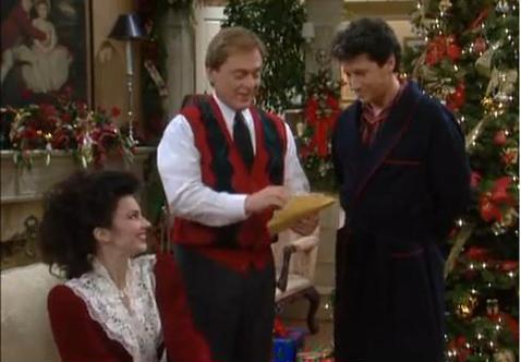Christmas Episode (The Nanny) | Christmas Specials Wiki | FANDOM ...