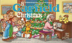 AGarfieldChristmasBook