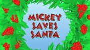 MickeySavesSanta