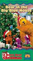 Berry Bear Christmas VHS