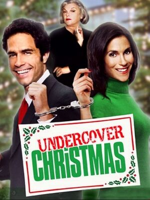Undercover Christmas DVD
