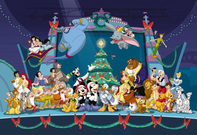 File:Mickeys Magical Christmas Cast.jpg