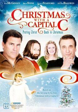 ChristmasWithACapitalC Bluray