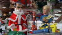 Thunderbirds Christmas under