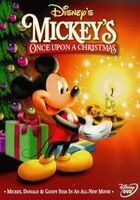 MickeysOnceUponAChristmas DVD 1999