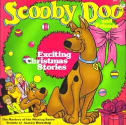 Exciting Christmas Stories with Scooby-Doo reissue
