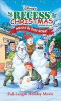 Recess Christmas VHS