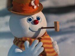 Frosty-july