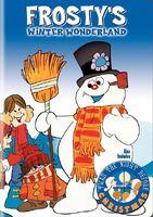 FrostysWinterWonderland DVD 2004