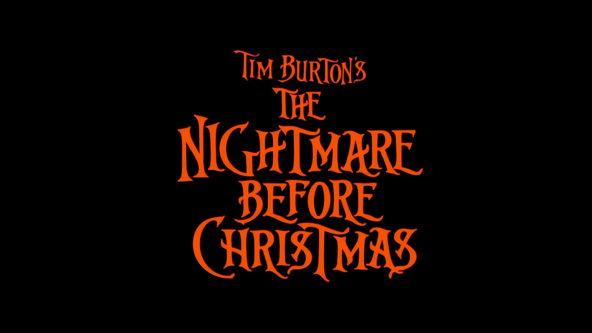 The Nightmare Before Christmas | Christmas Specials Wiki | FANDOM ...