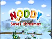 Noddy christmas title card