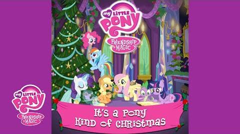 "MLP Friendship is Magic - ""Jingle Bells"" Audio Track"