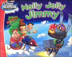 HollyJollyJimmyBook