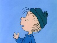 Linus in The Charlie Brown and Snoopy Show Christmas segment