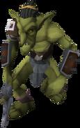 Goblin Raider RS3