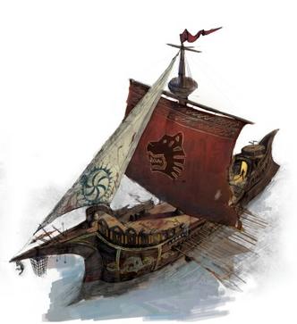 Vehmyr-ship