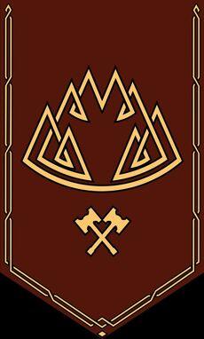 Dwarf-Banner