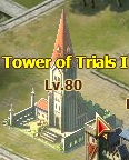 Tower of Trials - Structure