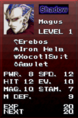 Magus Stats CE