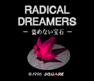 Radical Dreamers Title