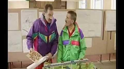 ChuckleVision - 7x03 - Not in My Back Yard (Better Quality)