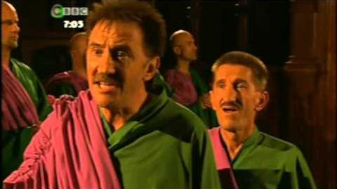 Chucklevision 14x14 The Men from the Monastery (Widescreen)