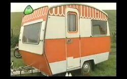 Chuckle caravan