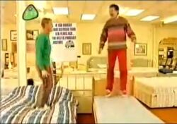 Oh Dear What Can the Mattress Be